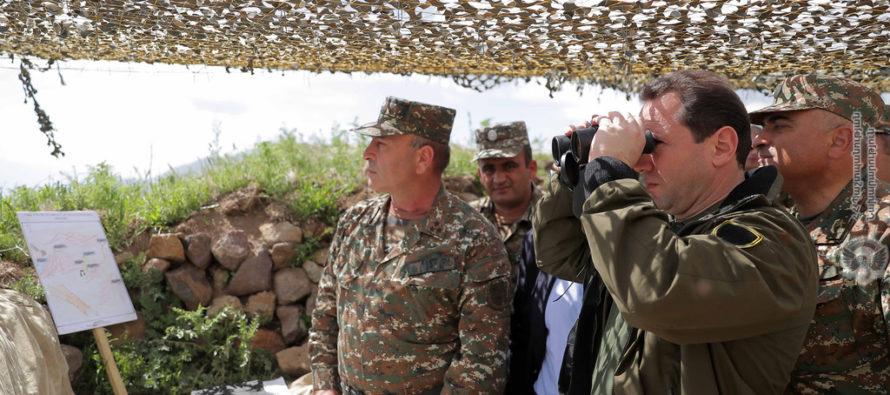 Խաղաղ բանակցությունները Հայաստանը և Ադրբեջանը շարունակում են ռազմատենչ հայտարարություններով