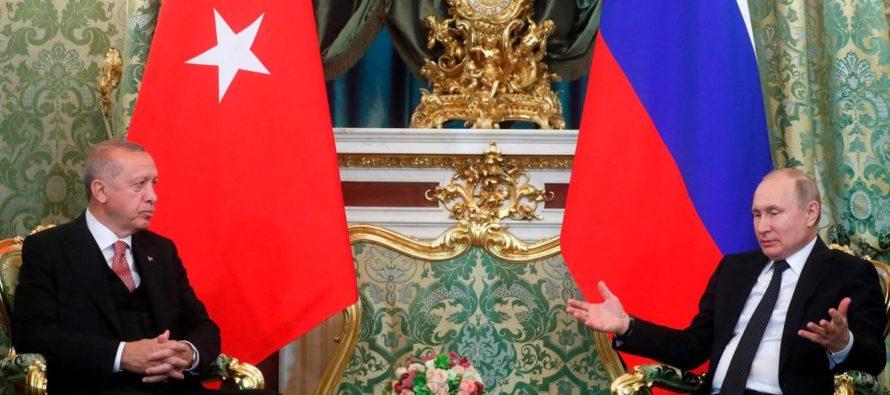 Ռուս-թուրքական ալյանսը կարո՞ղ է վերջ տալ սիրիական պատերազմին