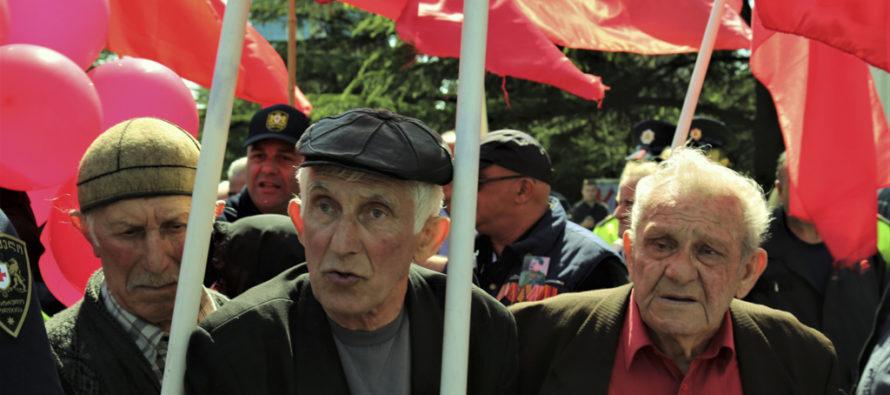 Վրաստանում Երկրորդ համաշխարհային պատերազմի զոհերի հիշատակը դառնում է գաղափարական մարտադաշտ