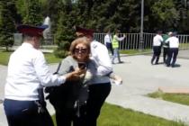 Ղազախստանը արգելում է ցուցարարներին հավաքվել. կայքերն անհասանելի են