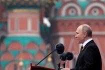 Ռուսաստանի և Ուկրաինայի նախագահները Հաղթանակի օրը միմյանց մեղադրում են նացիստների նկատմամբ հաղթանակի դավաճանության մեջ