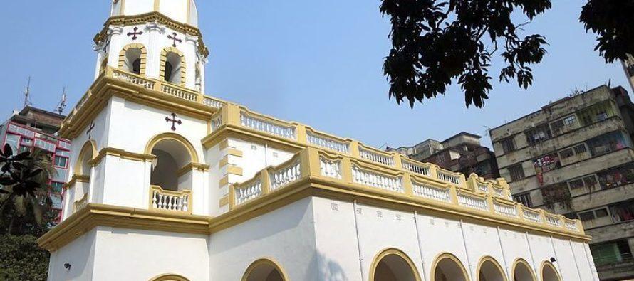Դաքքայի հայկական եկեղեցին