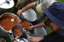 Ավելի քան 362 կգ սնունդ և խարույկ: Հայկական խնջույքին մատուցվեց Մատաղ