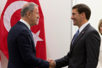 Թուրքիայի և ԱՄՆ-ի պաշտպանության նախարարները բանակցել են ռուսական զենքի շուրջ