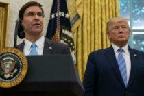 Պենտագոնի նոր ղեկավարն Իրանի խնդիրը կլուծի Centcom- ի հետ