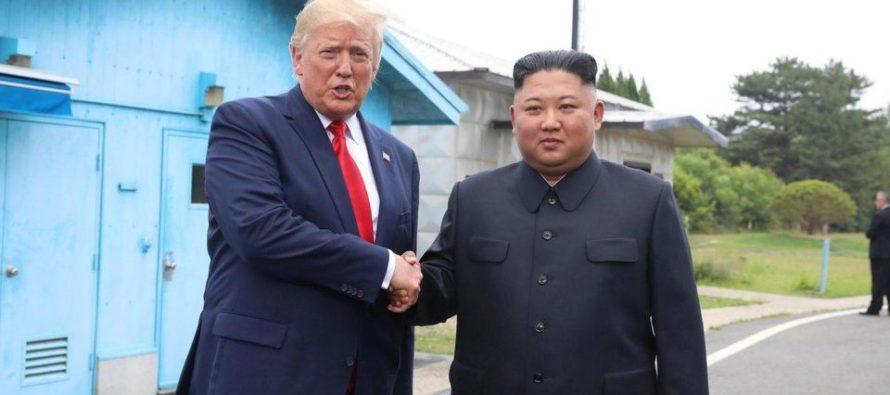 ԱՄՆ-Հս. Կորեա. Նախագահները համաձայնել են վերսկսել բանակցությունները