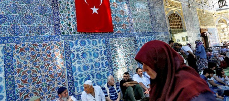 Թուրքիայում ժողովրդագրությունն արգելակում է իսլամացմումը