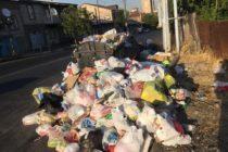 Երևանը տառապում է աղբի կուտակումներից