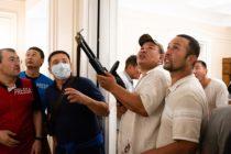 Ղրղզստանում Աթամբաևին ձերբակալելու գործողությունը վերածվել է քաոսի