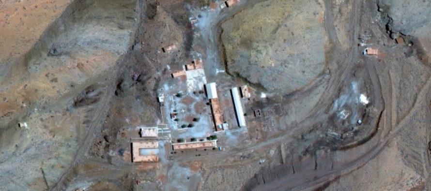 Նեթանյահուն պնդում է, թե Իրանը ոչնչացրել է միջուկային զենքի փորձարկման վայրը