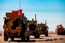 Ամերիկյան և թուրքական զորքերն առաջին համատեղ ցամաքային պարեկությունն են իրականացնում սիրիական «անվտանգության գոտում»