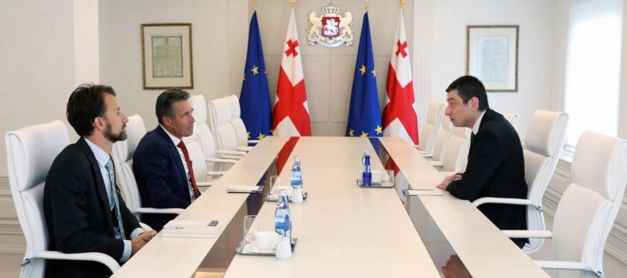 Վրաստանը պետք է դիտարկի ՆԱՏՕ-ի անդամակցությունը առանց Աբխազիայի և Օսեթիայի