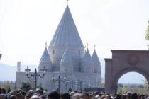 Հայաստանում բացվում է աշխարհի ամենամեծ եզդիական տաճարը